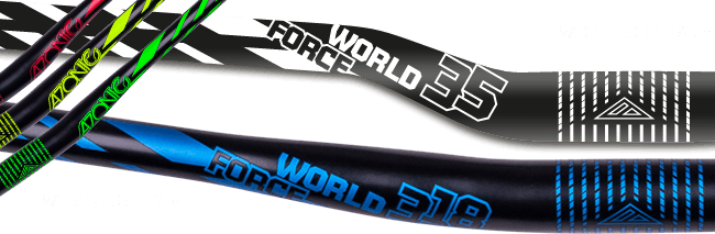 Azonic World Force Bars